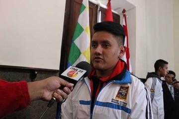 Raquet: Bolivia va  por la presea de oro en Panamericano