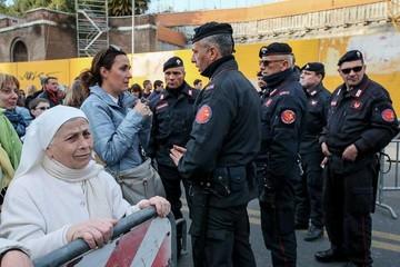 Bruselas: Día de redadas termina con detenidos