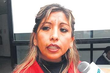 Ex jueza denuncia tráfico de influencias que la afecta