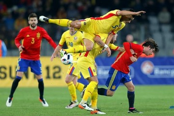 España empata a cero tres años y 30 partidos después