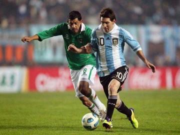 Bolivia no pierde en los tres últimos  partidos oficiales