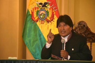 Evo cree que Chile confiesa derrota al anunciar su retiro del Pacto de Bogotá