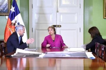 Bachelet: Si Bolivia materializa su demanda, Chile va a contrademandar