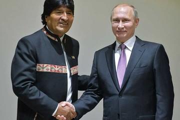 Rusia desembarca en Bolivia y apunta al resto de la región