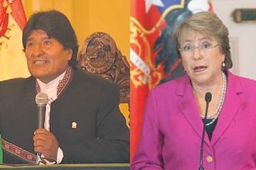Evo: Salir del Pacto de Bogotá es confesar una futura derrota