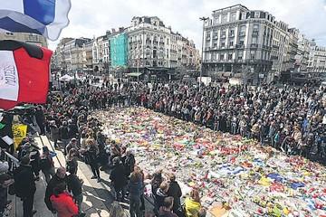 Aumentan las víctimas de ataques en Bruselas