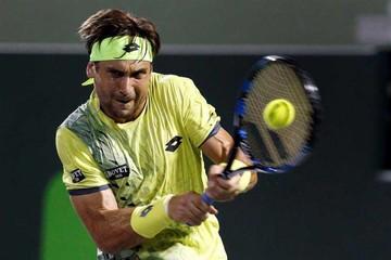 Ferrer se despide  de Miami al caer  en tercera ronda