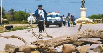 Villa Montes reanuda hoy bloqueo de caminos