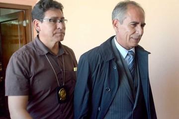 Arrestan a vocal de La Paz acusado de negociar fallo