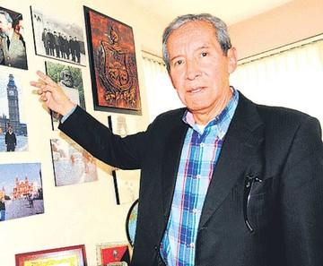 Reaparece Gironda, ex asesor del Presidente, y habla del hijo de Zapata