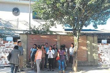 Traslado de juzgados seguirá pese a medidas de presión en poblados