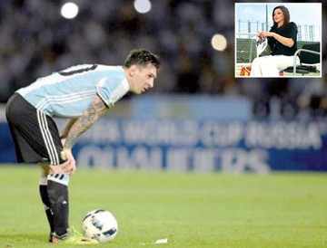 Egipto contra Messi