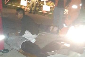 Ocho personas resultaron heridas por avalancha humana en serenata de San Francisco Xavier