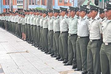 Preocupación en la Policía por deserción de efectivos
