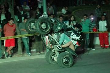 """Sucre vibra con el """"Stunt"""""""