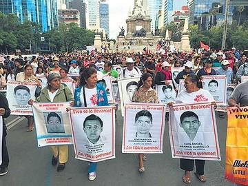 Caso Ayotzinapa: Nuevo peritaje abre suspicacias