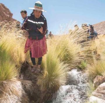 Gobierno acusa a Chile de haber privatizado el Silala