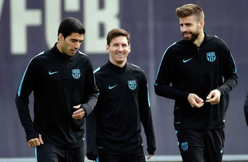Barcelona busca lavar su imagen ante el Atlético