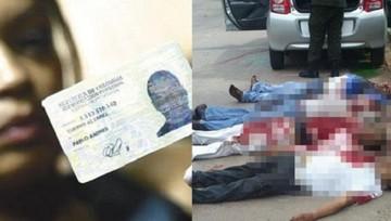 Madre de uno de los cuatro extranjeros abatidos en marzo reconoce cuerpo