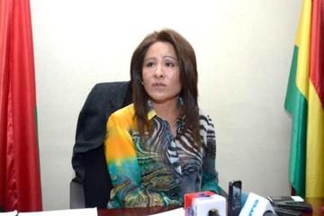 Aprehenden a jueza Lía Cardozo por vínculos en caso Ganam