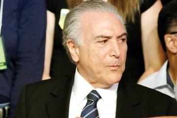 Crisis brasileña ahora toca al vicepresidente Temer