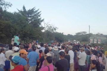 Padilla desbloquea y sigue el conflicto en Monteagudo