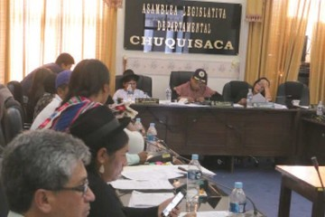 Vocales: Asamblea amplía el plazo para las postulaciones