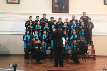 Arrancó el primer Festival de Coros Universitarios