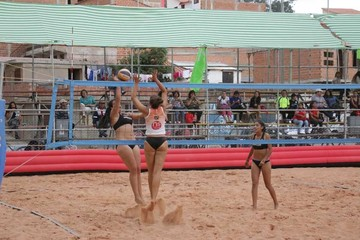 Beach Voley define fechas