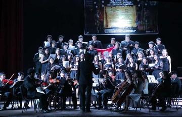 Coros cierran festival nacional