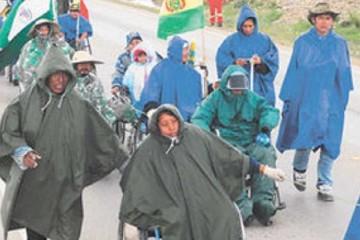 Iglesia implora por pronta atención a discapacitados