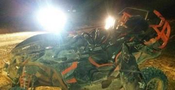 Santa Cruz: Muere joven que conducía un buggy
