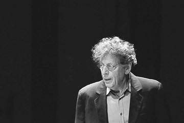 "Philip Glass: ""Es muy improbable que Trump llegue a la Casablanca"""