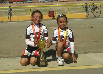 Ciclismo: Sucre segundo