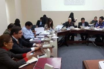 Comisión del caso CAMC presentará dos informes