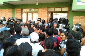 Policía y autoridades de Camargo se reunirán para acordar retorno de uniformados