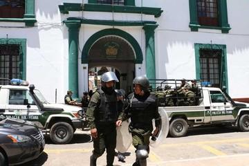Se abre el diálogo para que policías vuelvan a Camargo