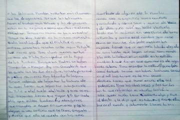 Historia de la estudiante boliviana que conmueve a los argentinos