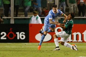 Bolívar empata y respira en la Copa