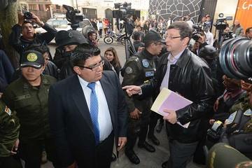 Zapata ratifica vínculo con Quintana ante comisión mixta del Legislativo
