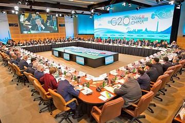 El G20 amenaza sancionar a países sin transparencia
