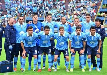 Bolívar reserva jugadores