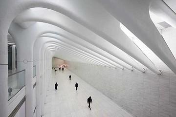 Las alas de Calatrava, donde cayeron las torres