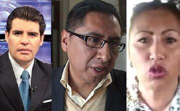 Periodistas, defensor de las víctimas de Octubre y dirigenta de policías se postulan a la Defensoría