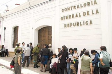 Se abre etapa de inscripción de postulantes a la Contraloría General
