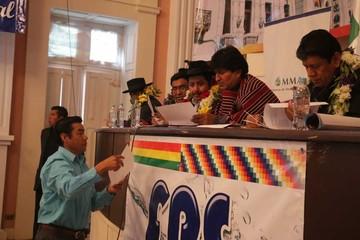 Sucre pide menos dinero para proyectos de riego