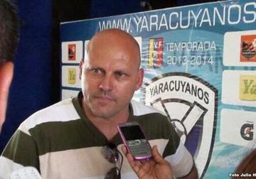 Romanello, nuevo entrenador de Ciclón de Tarija