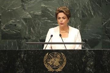 """Rousseff asegura en la ONU que Brasil """"impedirá cualquier retroceso"""""""