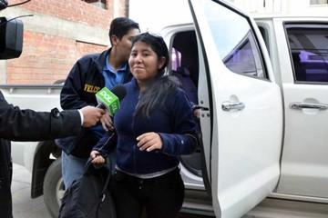Choque señala que el ministro Quintana le ordenó inculparse