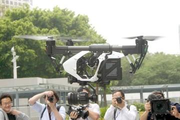 La industria de los drones surge en economía china